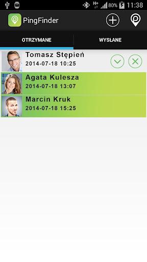 【免費社交App】Ping Friends Finder-APP點子