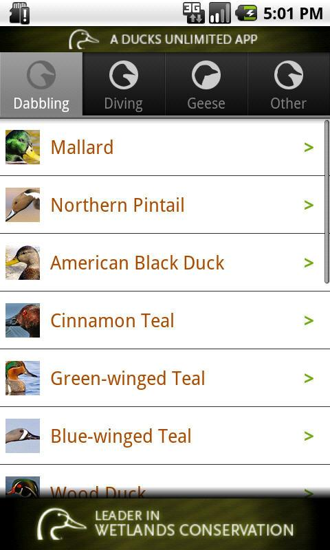 Ducks Unlimited - screenshot
