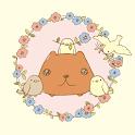 KAPIBARA-SAN Theme09 icon
