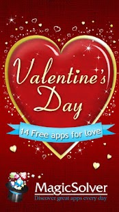 Valentine's day: 14 Free Apps- screenshot thumbnail