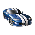 Star Race Car icon
