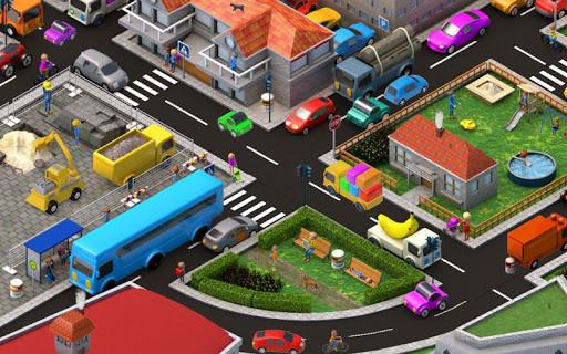 Wimmelbuch Auto und Stadt