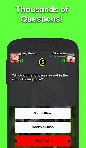 昆虫問答游戲|玩益智App免費|玩APPs