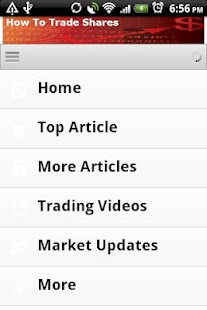 How To Trade Shares. - screenshot thumbnail