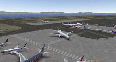 Screenshot of Infinite Flight Simulator