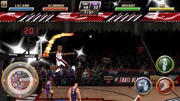 Screenshot of NBA JAM  by EA SPORTS™