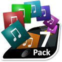 Theme Pack 7 - iSense Music icon