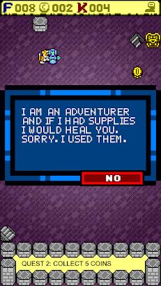 Touch Dungeon screenshot
