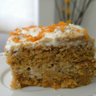 Gluten Free Carrot Cake Using Coconut Flour.