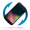 Display orientator icon