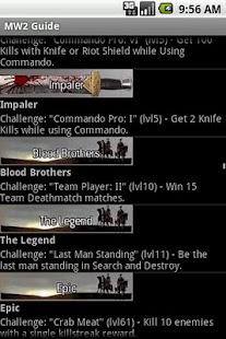 MW2 Guide- screenshot thumbnail