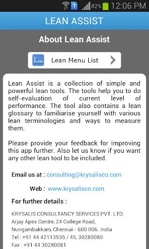 Lean Assist