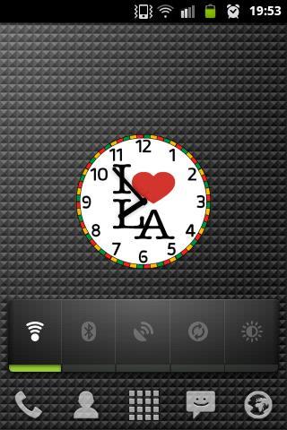 Los Angeles alarm clock