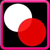 Tap White Circle Don't Tap Red