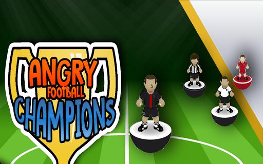 Angry Football Champions