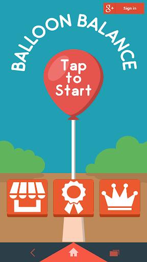 Balloon Balance