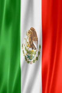 Mexican Flag Wallpaper - screenshot thumbnail