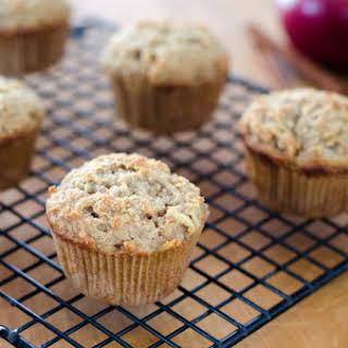 Apple Paleo Muffins.
