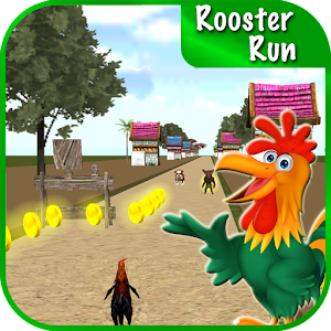 Animal Run – Rooster for PC and MAC