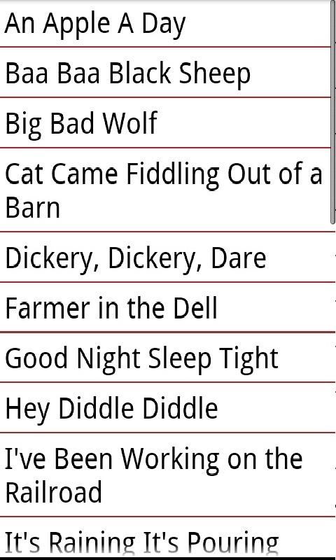 Milly's Mad Libs Lite- screenshot