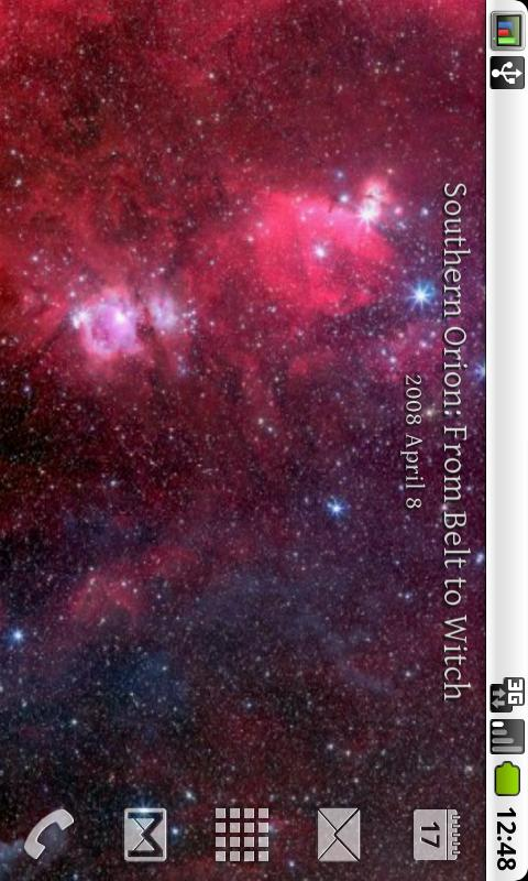 APOD Lite - Live Wallpaper- screenshot