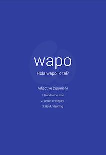 Wapo - Gay Dating - screenshot thumbnail