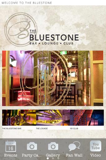 The Bluestone Bar