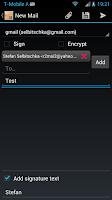 Screenshot of R2Mail2