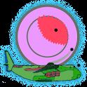 fingerFling Target Shoot logo