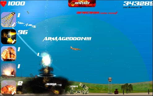 One in air : zombie attack - screenshot thumbnail
