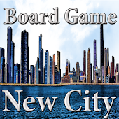 "Board Game ""New City"""