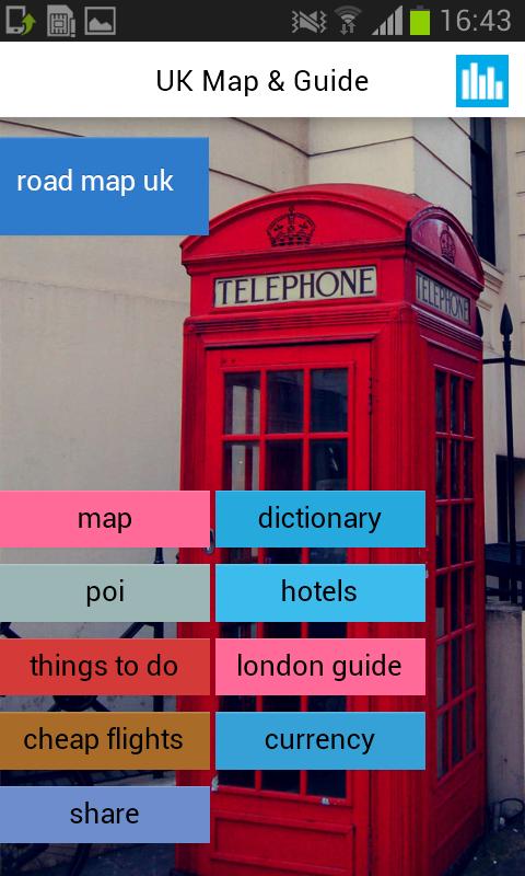 Inghilterra uk offline mappa app android su google play for Roaming inghilterra