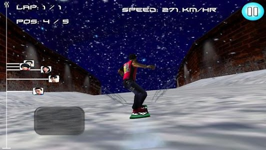 SnowBoard Racing ( 3D Game ) v1.0