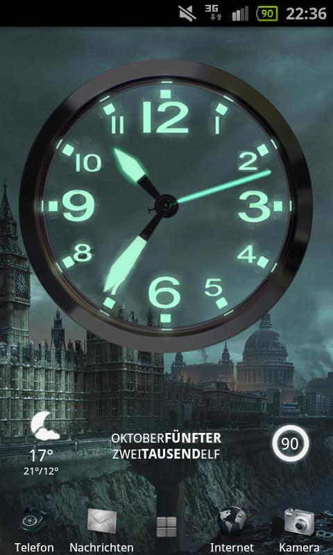 Lüm-Tec M24 Crazy Clock Pack - screenshot