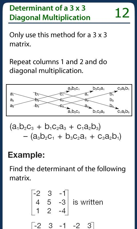 Pre-Calculus Guide - screenshot