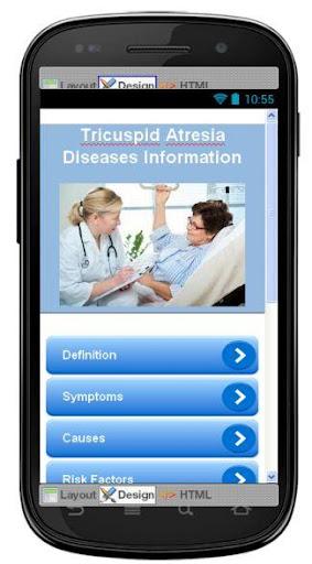 Tricuspid Atresia Information