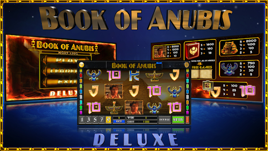 Book of Anubis Deluxe - free - screenshot thumbnail