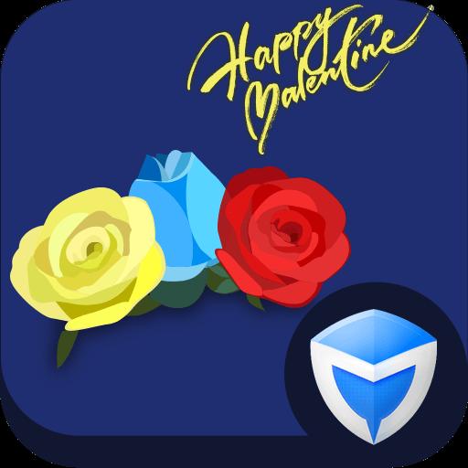 應用鎖主題 - 情人節 工具 App LOGO-APP試玩