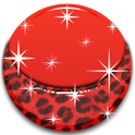 THEME - Red Leopard icon