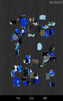 Screenshot of Cars Jigsaw Puzzles Free