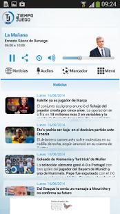 Tiempo de Juego COPE - screenshot thumbnail