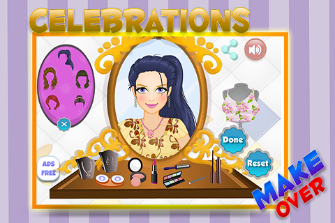 Celebrations Makeover 1.3.0 screenshots 5
