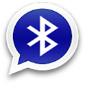 WhatsApp Bluetooth icon