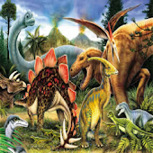 APK App Dinosaurs! for BB, BlackBerry