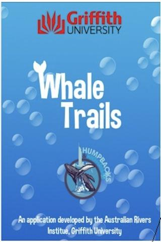 Whale Trails- screenshot