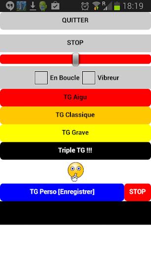 Ta Gueule French Shut Up...