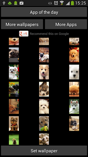 玩免費個人化APP|下載Puppies Wallpaper for Chat app不用錢|硬是要APP