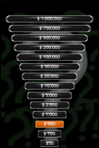 Diventa un Milionario- screenshot