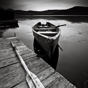 relax by Alexandru Ciornea - Black & White Landscapes ( sacalaia,  )