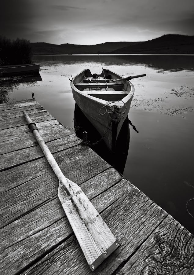 relax by Alexandru Ciornea - Black & White Landscapes ( sacalaia,  )